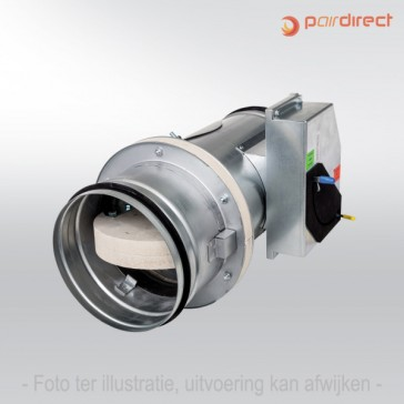 Brandklep - FDMA-Ø900-Smeltlood/90