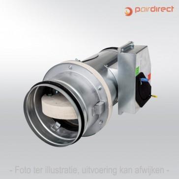 Brandklep - FDMA-Ø1000-Smeltlood/120
