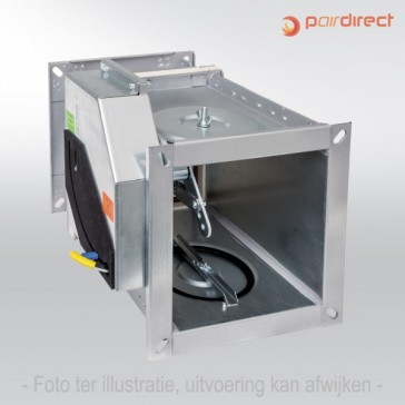 Brandklep - FDMA-1600x180-Smeltlood/90