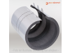 Brandmanchet - BIS Pacif. MKII-(M)/ (204-206mm)